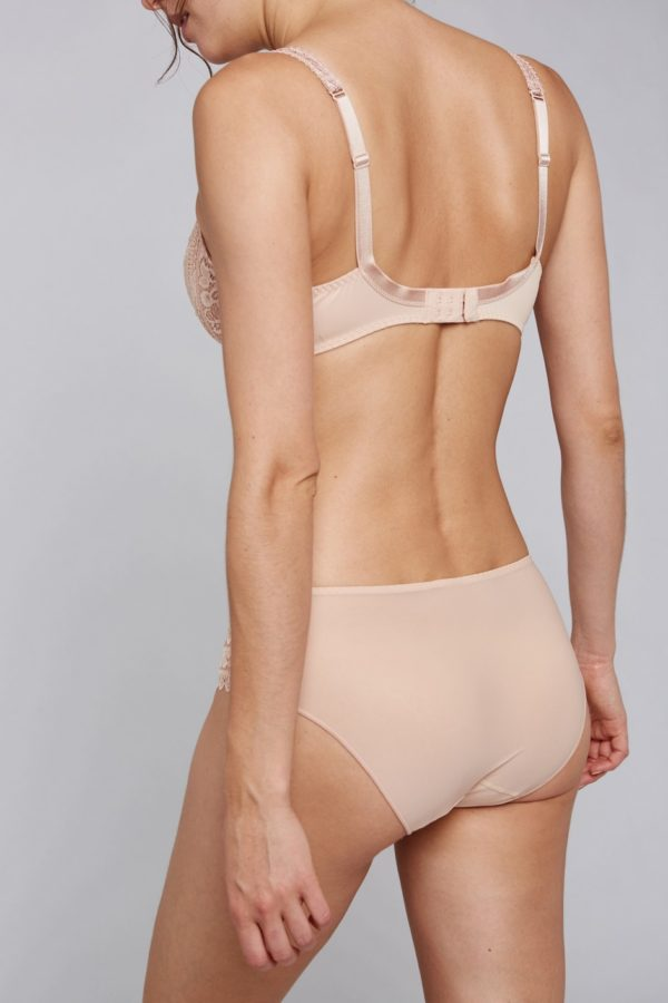 full cup bra lily maison lejaby pink