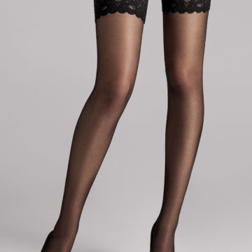 Wolford, Satin Touch 20, 21223-7005 black