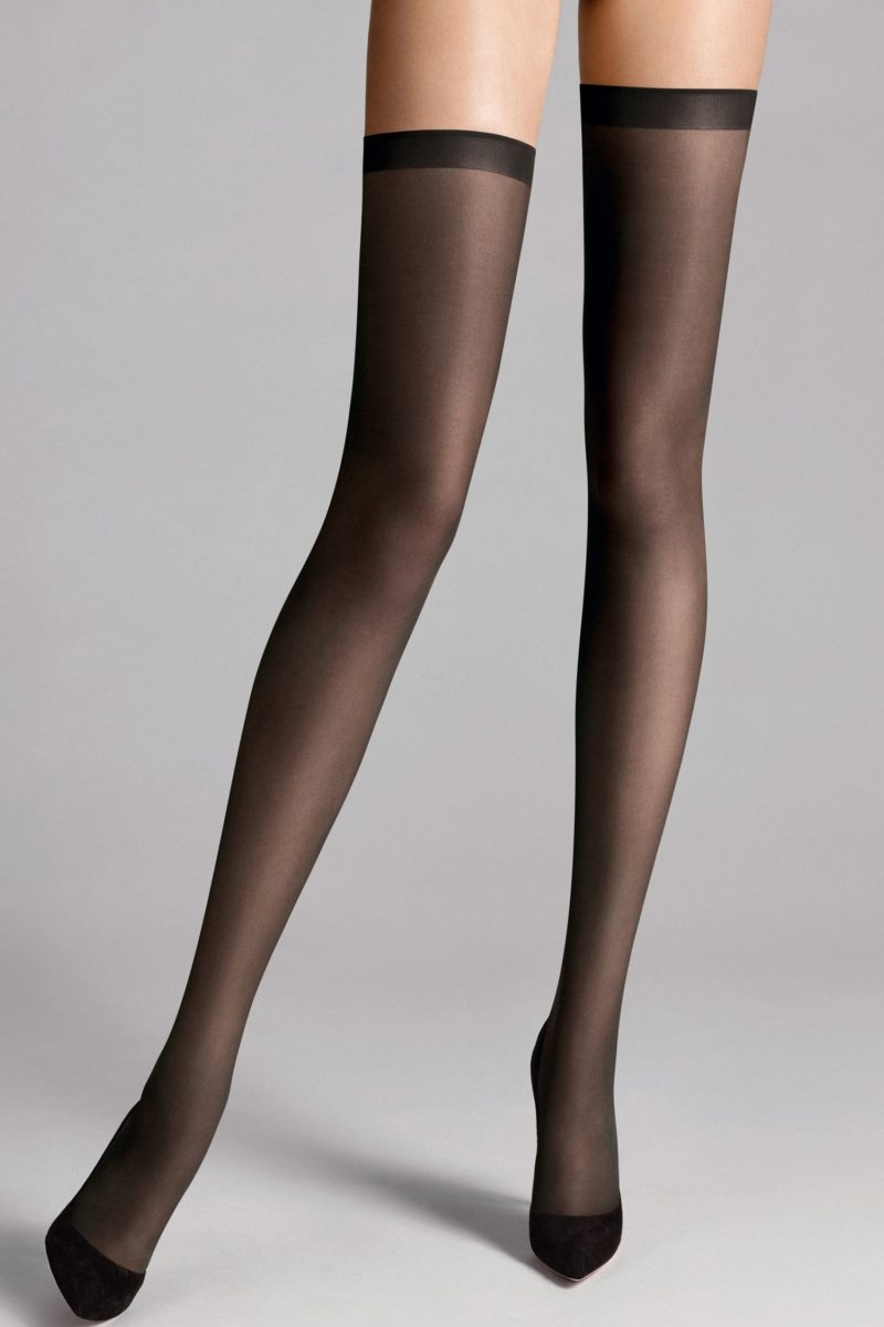 Wolford. Fatal 15 Seamless, 28045-7005, black