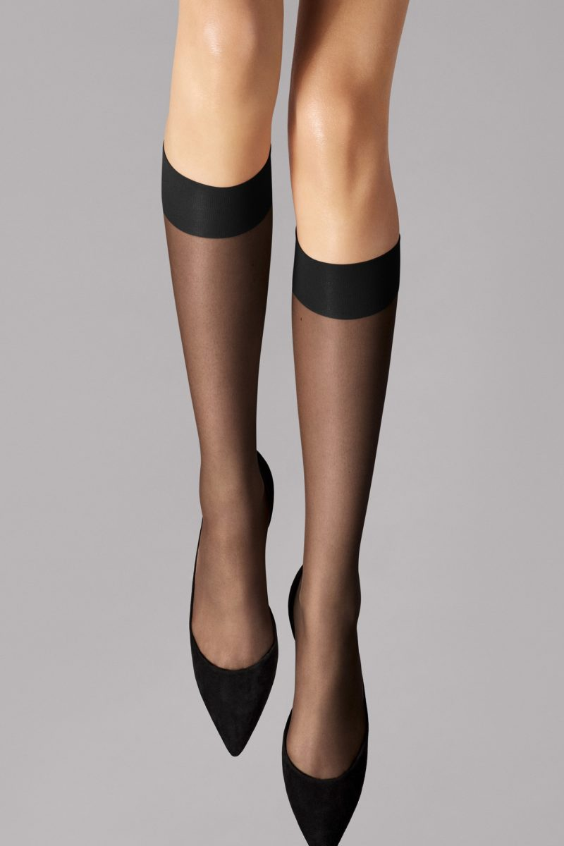 Wolford Nude 8 30203 7005 Black