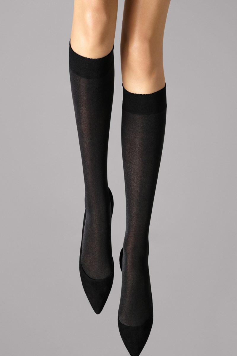 wolford, velvet de luxe 50, 30923, 7005, black