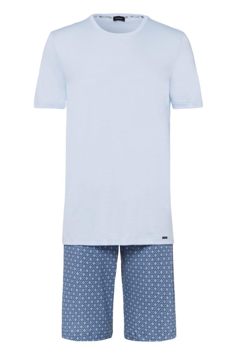 Piżama krótka, Novila, 075110, 2023