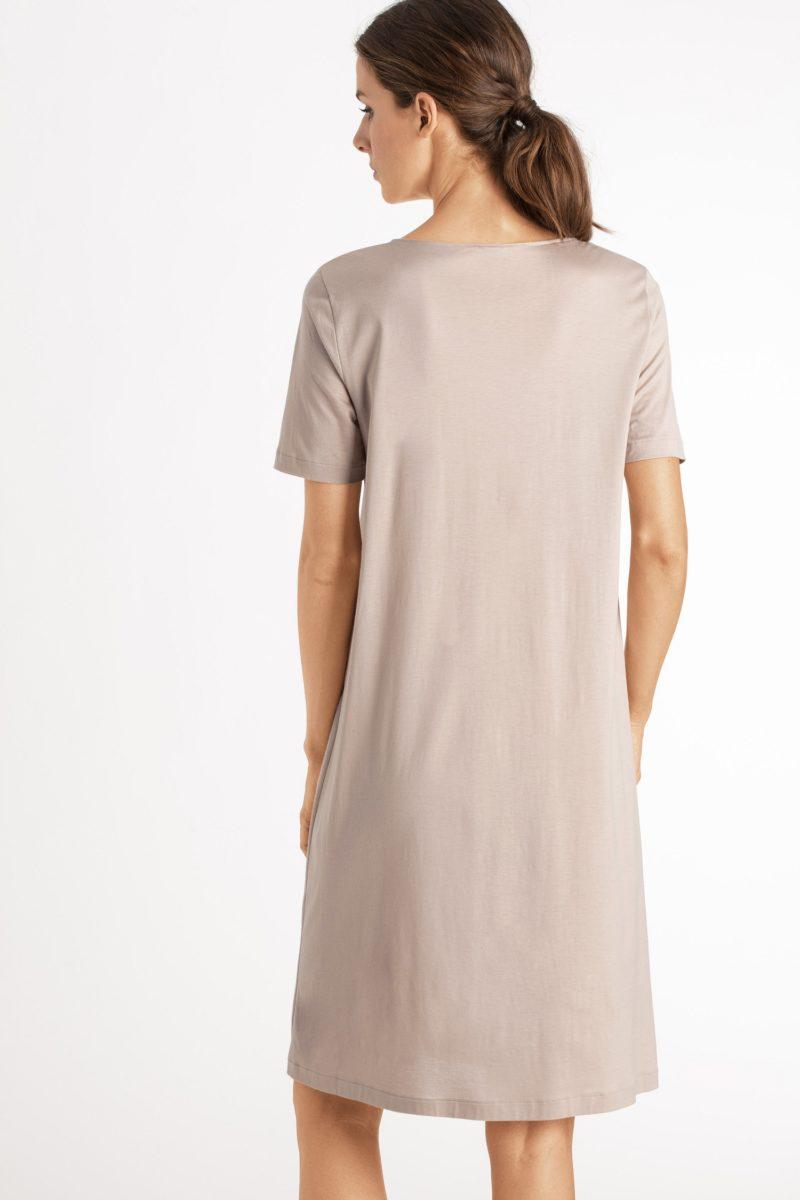 Koszula nocna, Hanro, Moya, 076713, 1855, sahara