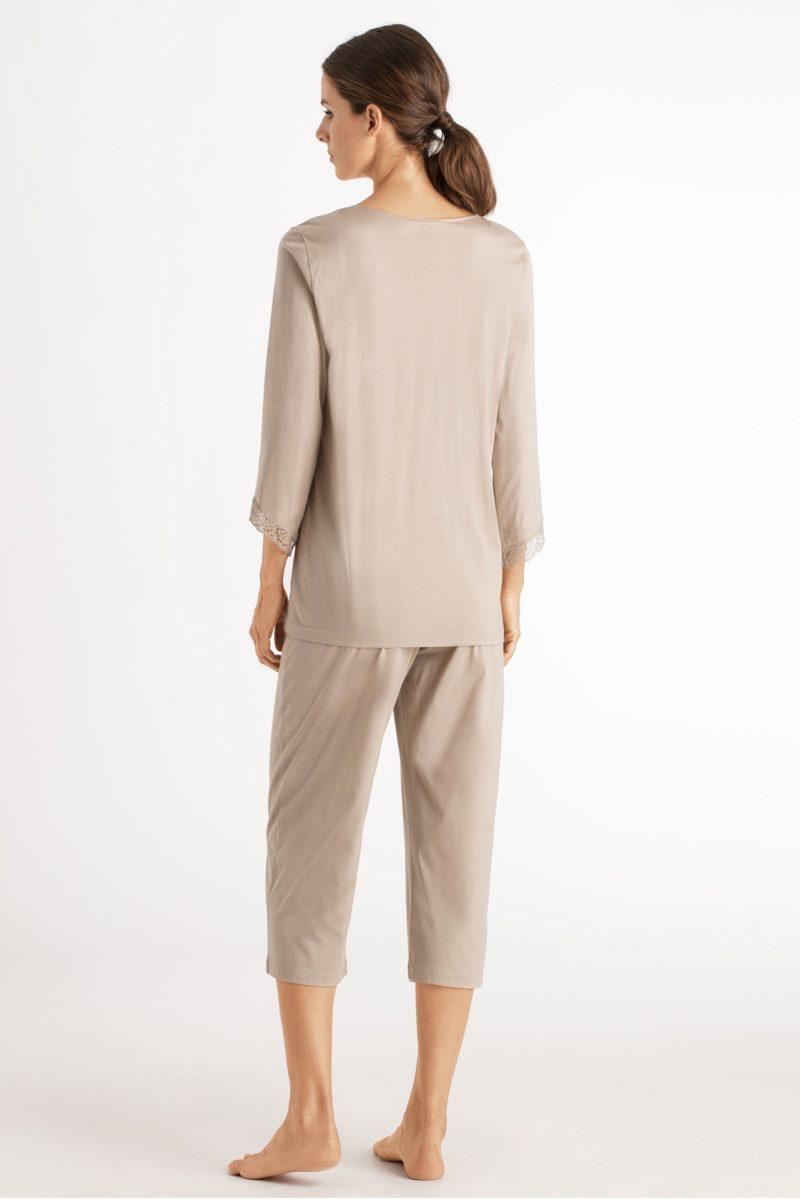 Piżama, Hanro, Moya, 076715, 1855, sahara