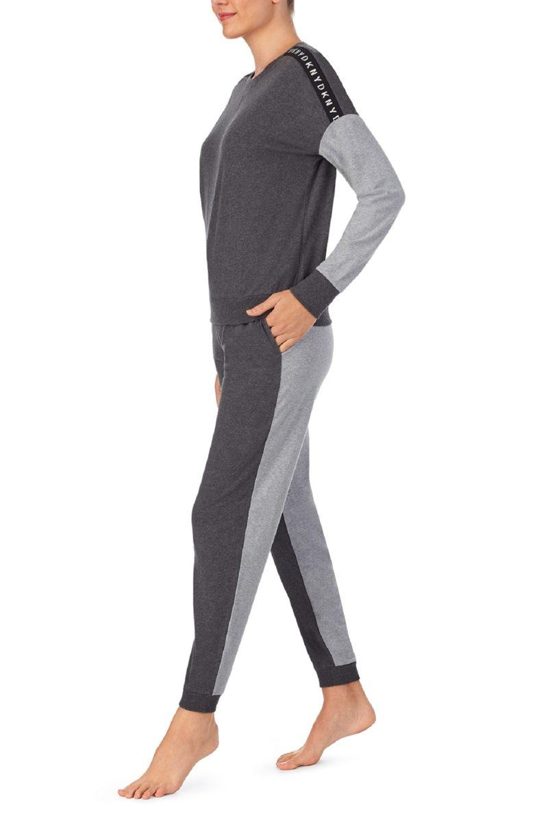 DKNY, Piżama, 2922417-036, grey