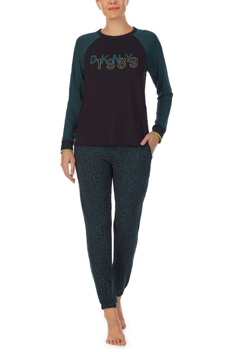 Piżama. DKNY, 2922414, 345 green