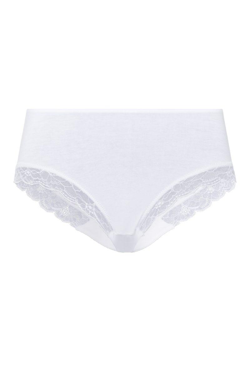 Hanro, Majtki,Cotton Lace, 072437, 0101, biały