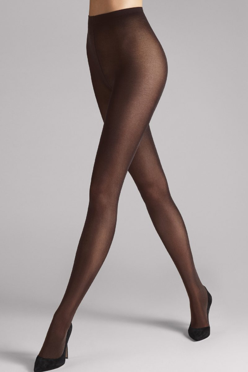Wolford, Rajstopy Satin Opaque 50, 18379, 4250 mocca