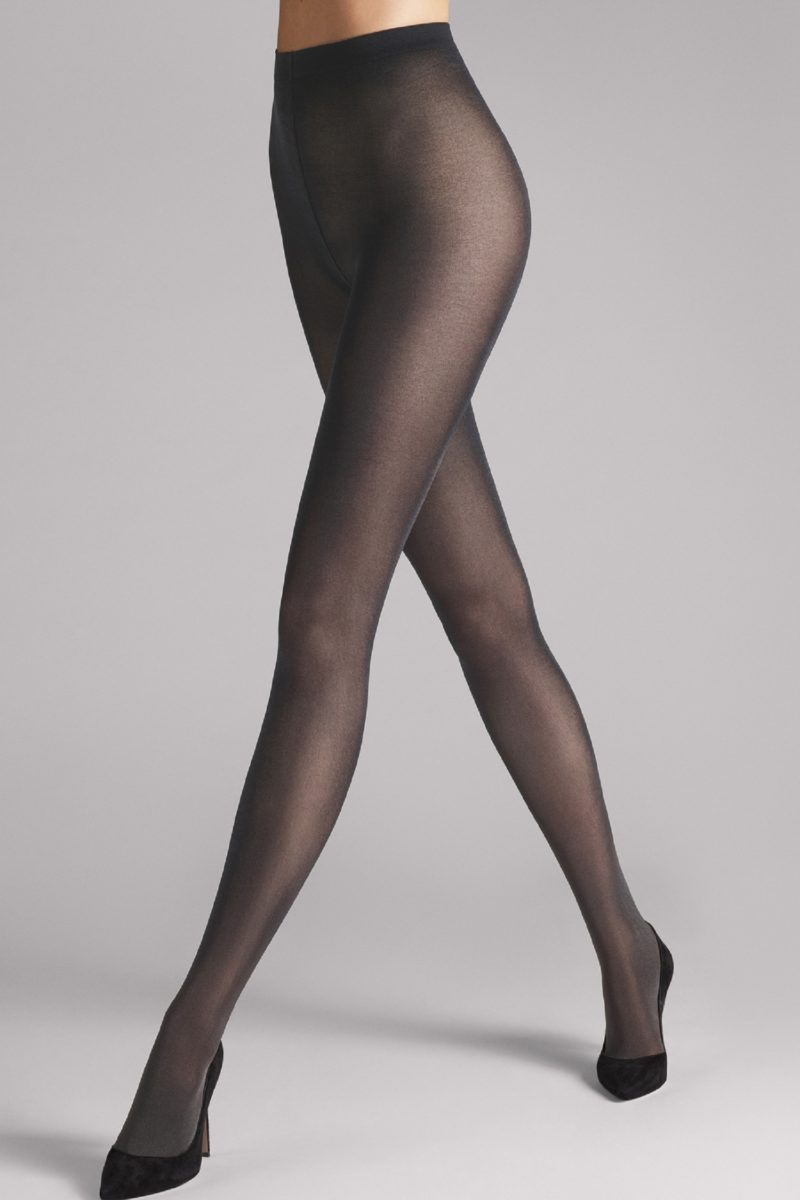 Wolford, Rajstopy Satin Opaque 50, 18379, 7221 anthracite