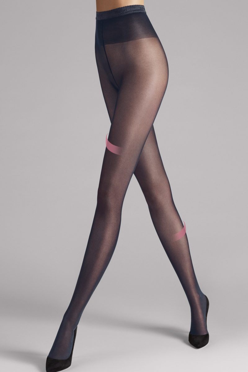 Wolford, rajstopy, Synergy 40 leg support, 18393, 5280 admiral