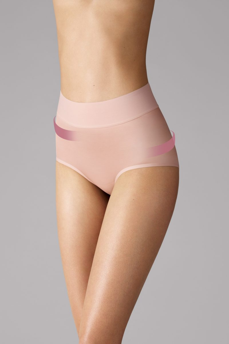 Wolford, Sheer Touch Control Panty, 69662, 3040 rosepowder