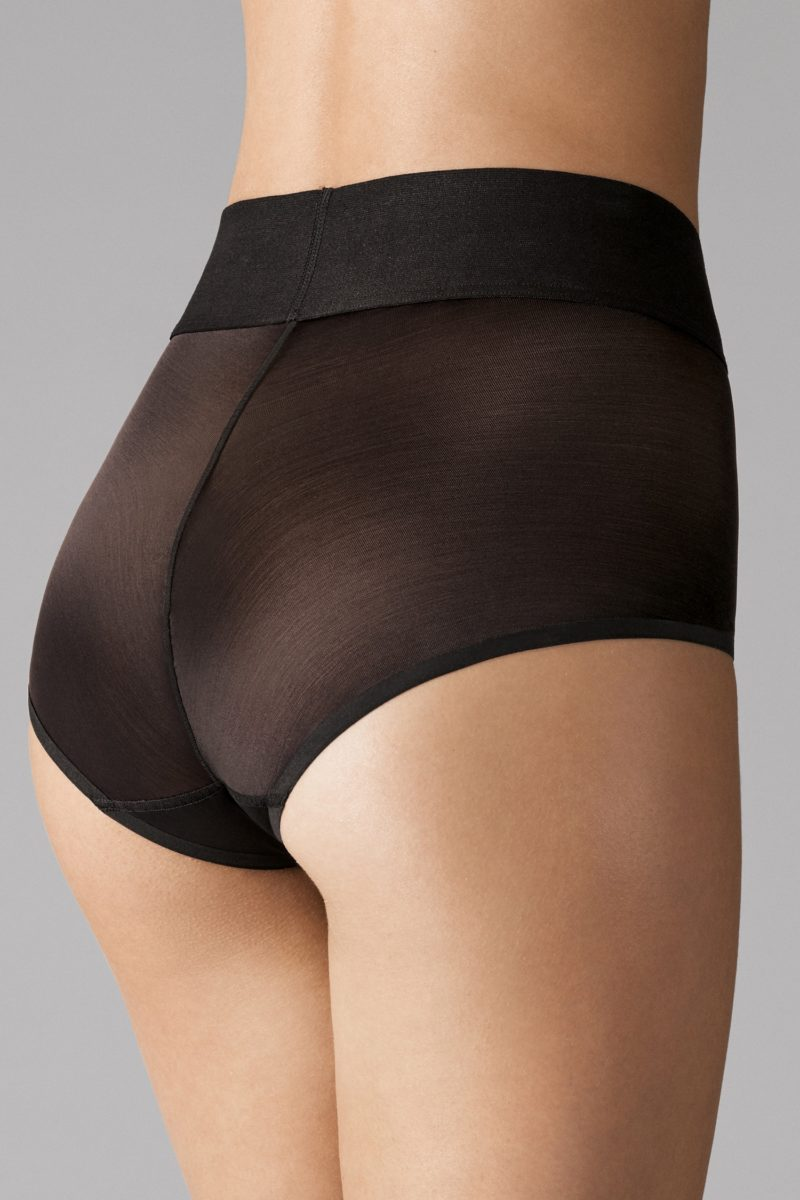 Wolford, Sheer Touch Control Panty, 69662, 7005 black