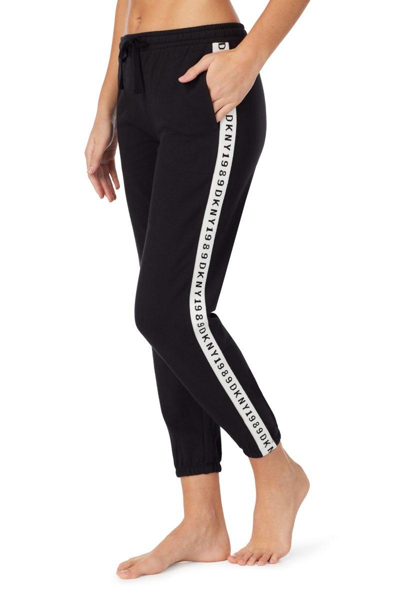 DKNY, Spodnie, 2722472, 001-black