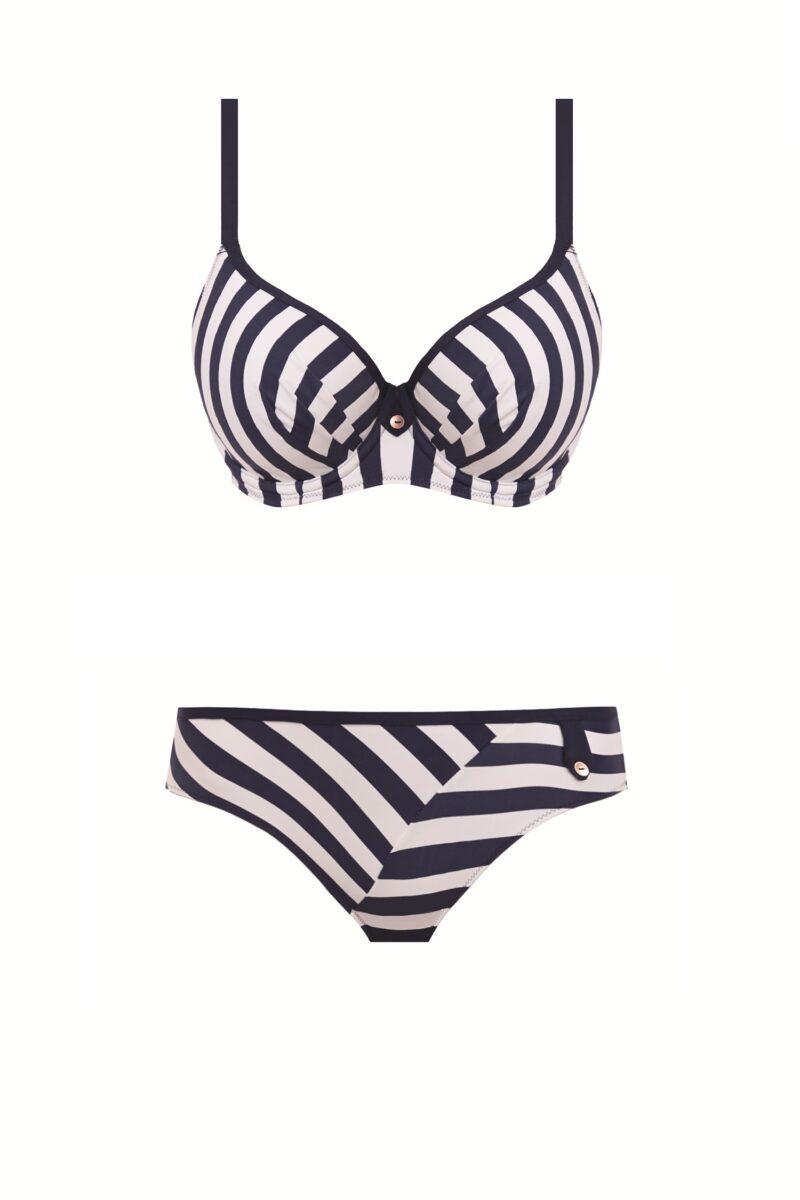 Fantasie, Cote D'Azur, Kostium kąpielowy, FS6740/FS6746, INK