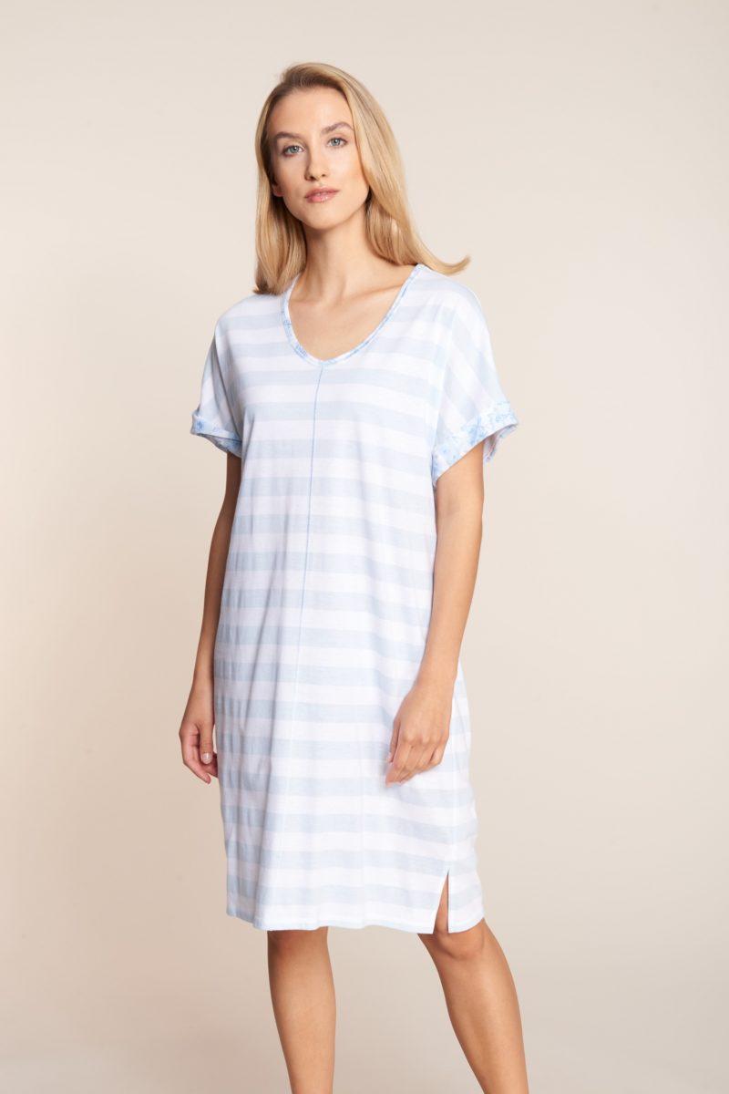 Rosch, Smart Casual, koszula nocna, 1213052, 16407