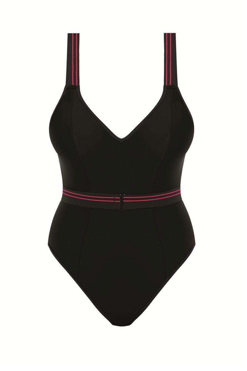 Freya, Club Envy, kostium jednoczęściowy, AS6826, black
